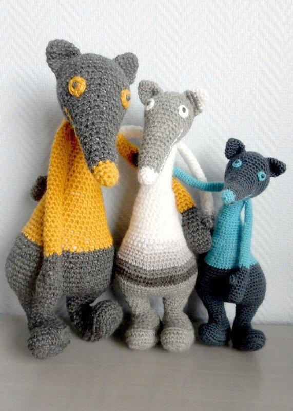 Compère Loup en trio - Anisbee