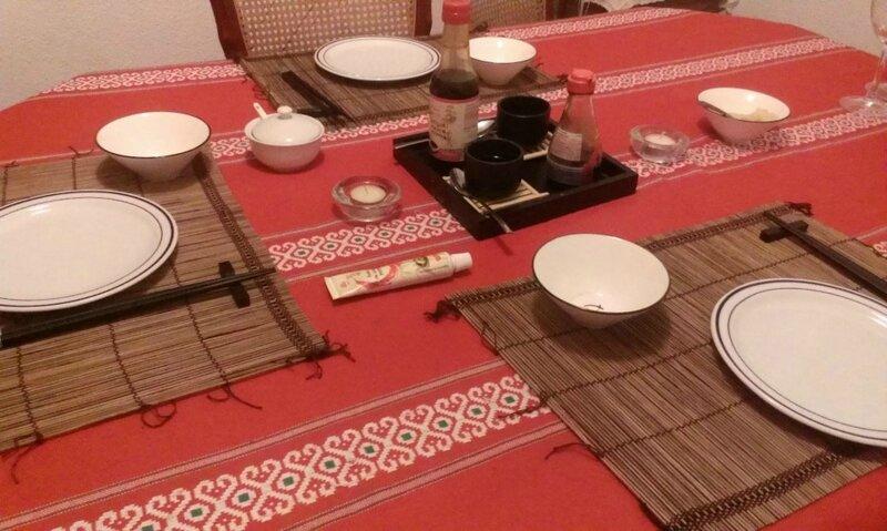 Xiao long au porc et aux gambas et riz parfumé à la citronnelle2