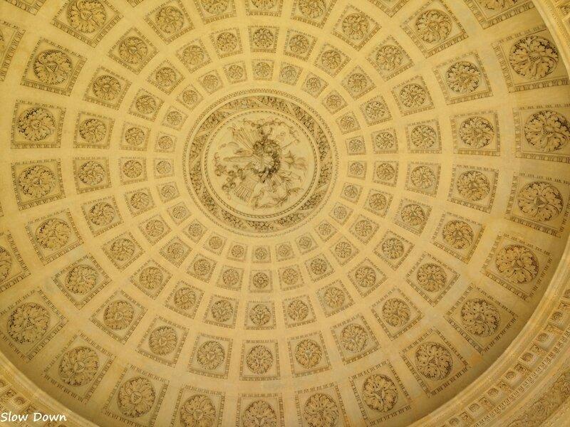 Dôme du Temple de l'Amour