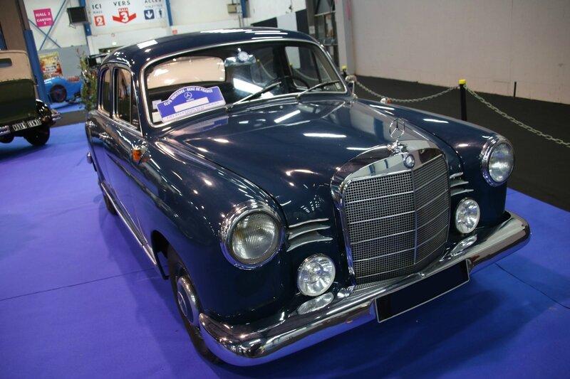 Mercedes 180 ponton