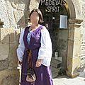 laviepasapas_robe inspiration médiévale
