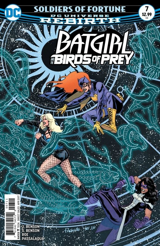 rebirth batgirl and the birds of prey 07