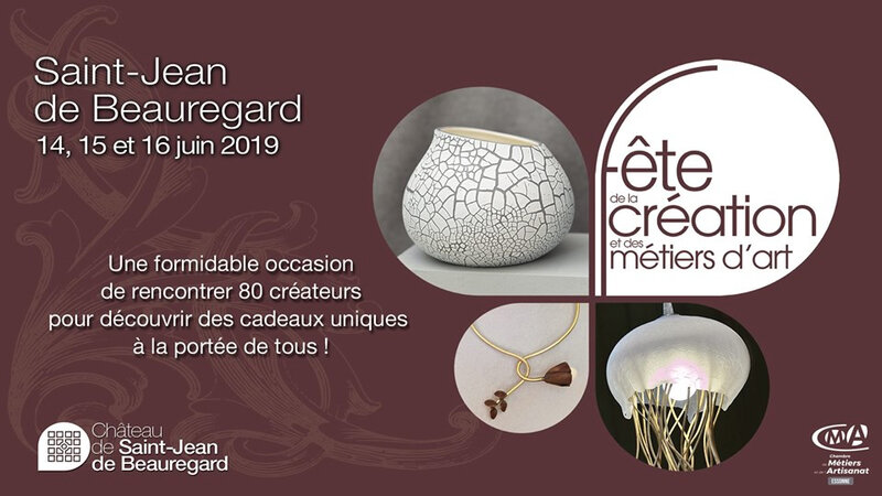 FETE DE LA CREATION ET DES METIERS D'ART