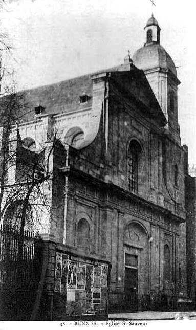 Notre Dame des Miracles et Vertus de Rennes