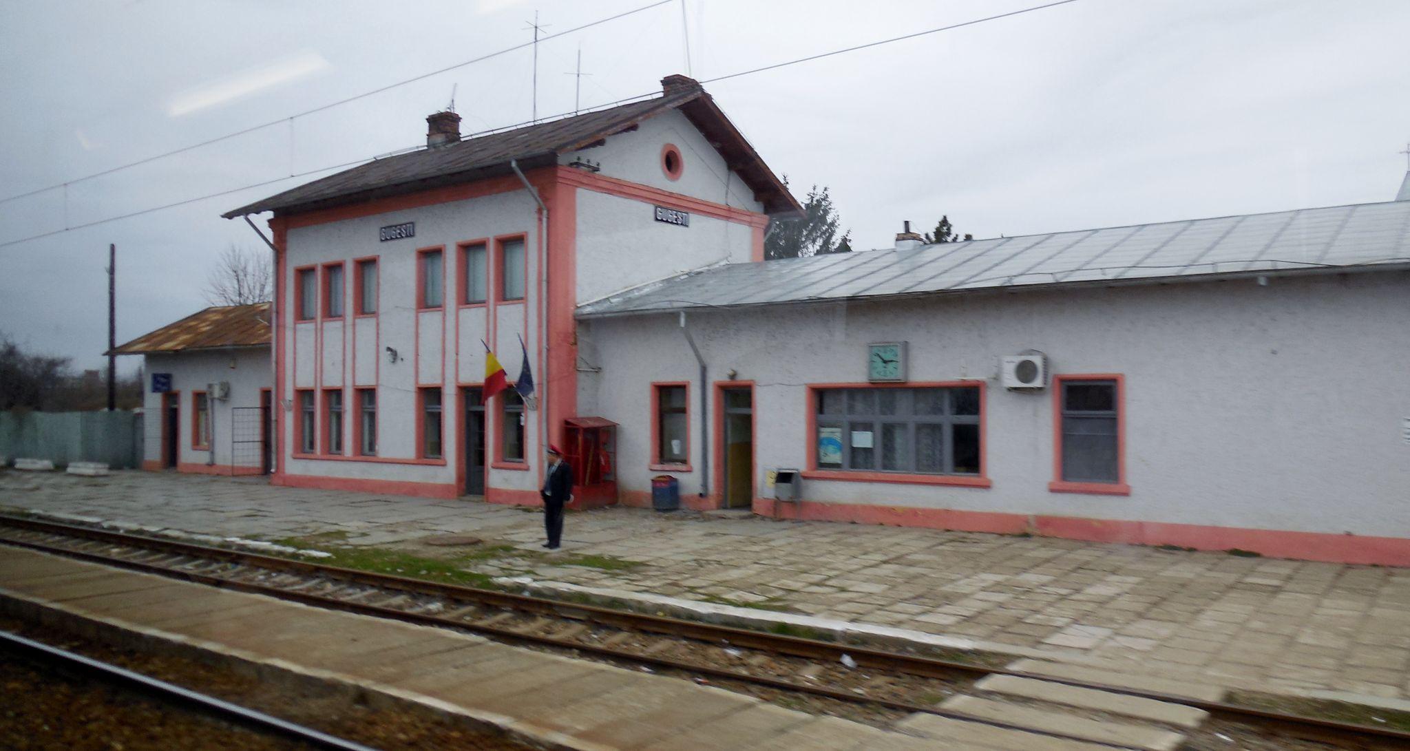 Gugesti (Roumanie)