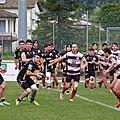 14-15, Juniors x Nérac, 17 mai 2015