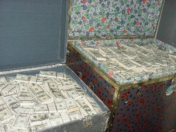 la caisse magique pour devenir riche