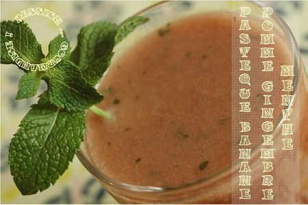 Smoothie_past_que_banane_pomme_gingembre_menthe