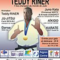 Teddy riner à tours !