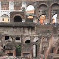 Dans le Colisée