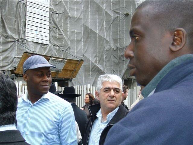 Marche en l'honneur de Papy Simon le Bijoutier de Matonge assassine le 12 avril 2010 (25)