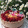 Le gâteau d'eddy...
