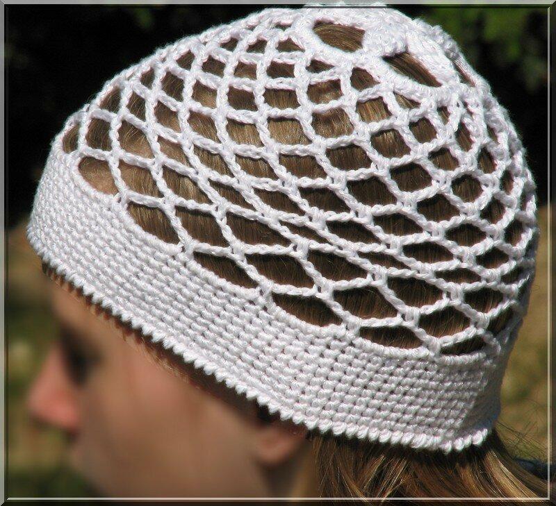 2007 - chapeau d'été
