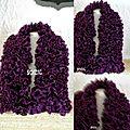 écharperonda violet