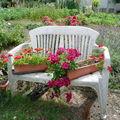 Le jardin de gilbert, mon voisin de jardin