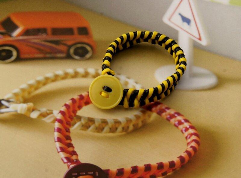 bracelet guêpe 2