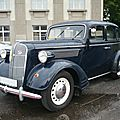 OPEL Super Six 2,5 Liter berline Speyer (1)