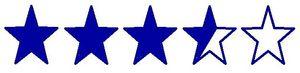étoile 3,5