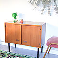 Meuble buffet vintage ulsen