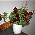 tulipes en osier
