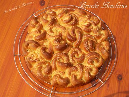 Brioche Bouclettes 2
