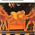Le lysistrata d'aristophane : issn 2607-0006