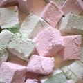 Chamallows pastels...