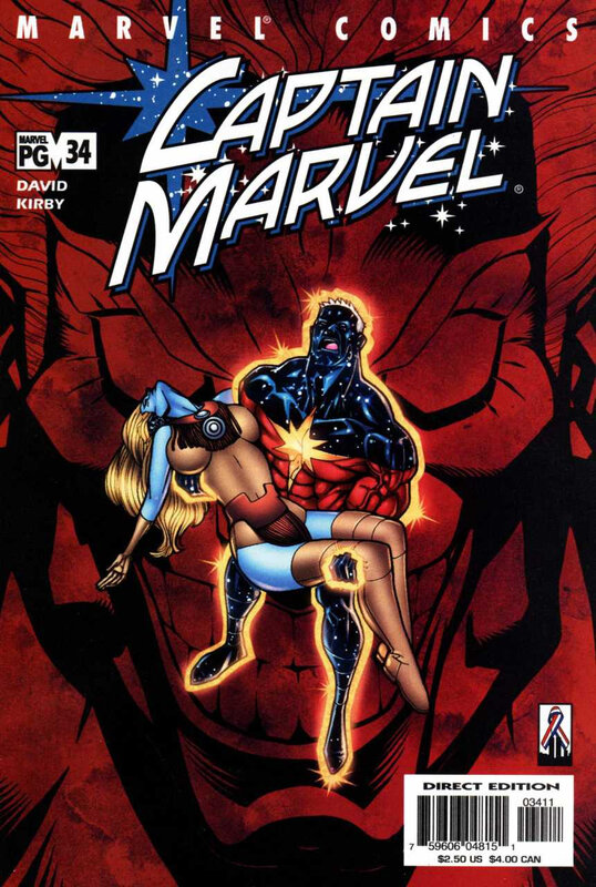captain marvel 2000 34