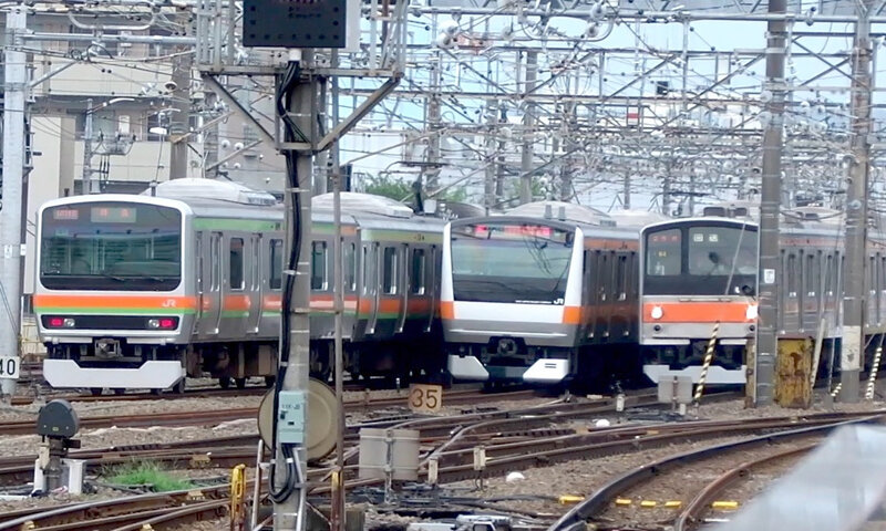 Hachiôji trio JR
