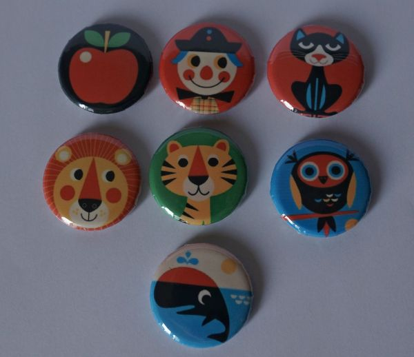 Badges assiettes 1