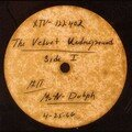 The velvet underground - the norman dolph acetate