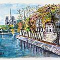 46 La Seine à Paris