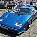 Lamborghini countach lp400 s 1978-1982