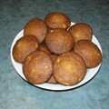 Muffins carottes et ananas