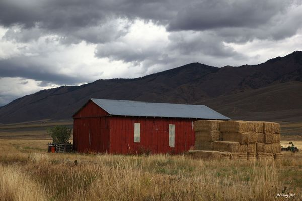 farm in the wyoming