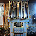 Irissarry, église Saint-Jean-Baptiste, orgue