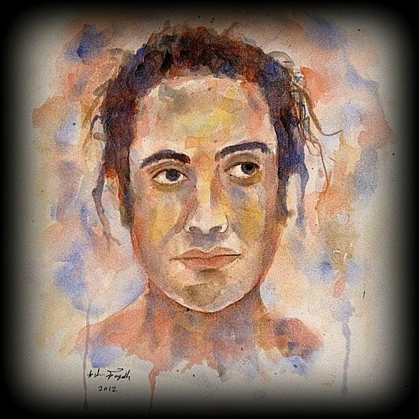 Self-Portrait,