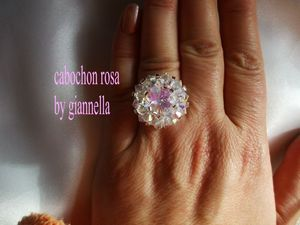 caboch rosa d fronte