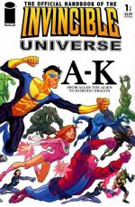 official handbook of invincible universe 1