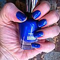 Blue my mind de sally hansen