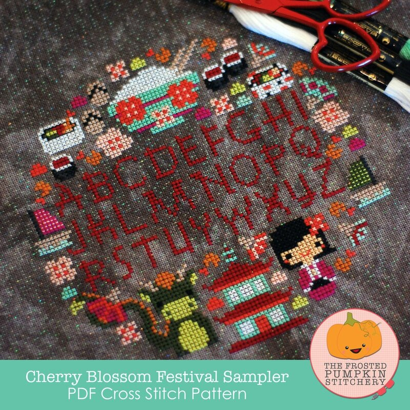 Big_Cartel_-_Cherry_Blossom_Festival_Sampler