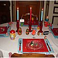 Table matriochkas 3 002