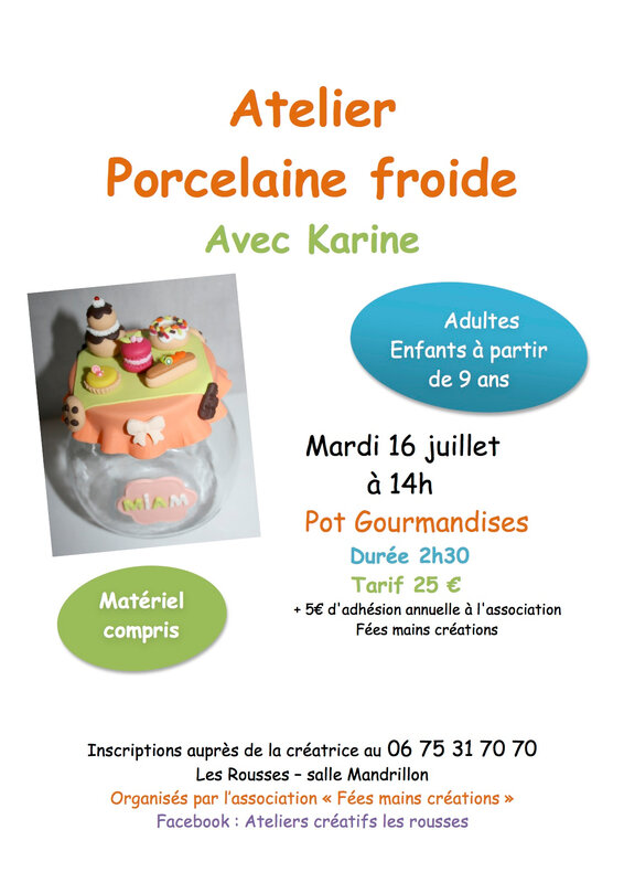 pot gourmandises