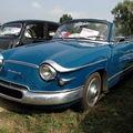 Panhard pl17 tigre cabriolet 1961