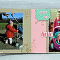 6 - Mini album scrapbooking katia nesiris démonstratrice Stampin'up