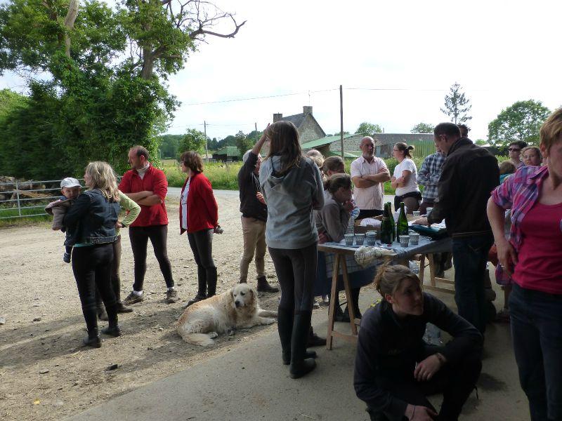 balade equestre gastronomique à La Lucerne d'Outremer (244)