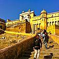 Fort d'Amber - Jaipur