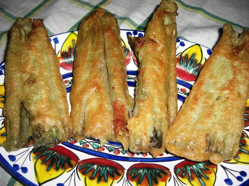 Repas traditionnel de noel en sicile