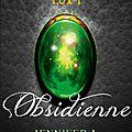 Lux, tome 1: obsidienne