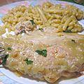 Poulet mayomiel
